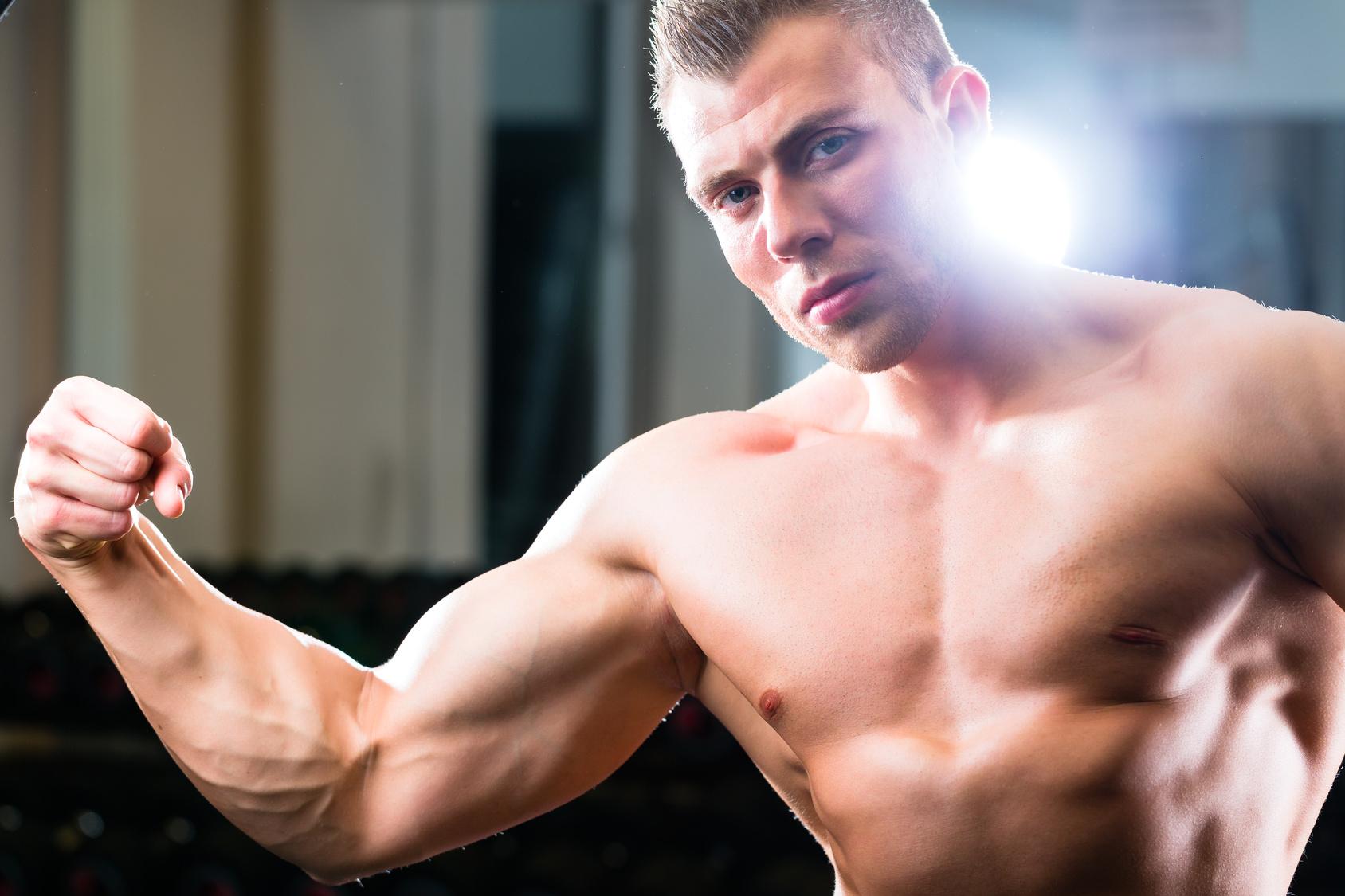 3er Split Trainingsplan Für Den Muskelaufbau Beispiel Timo