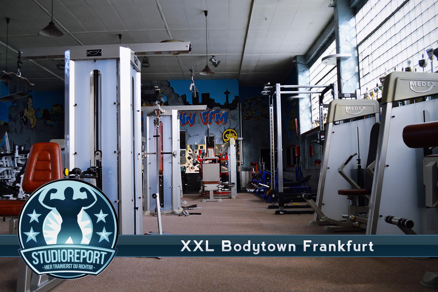 studioreport hier trainierst du richtig xxl bodytown frankfurt fitness magazin. Black Bedroom Furniture Sets. Home Design Ideas